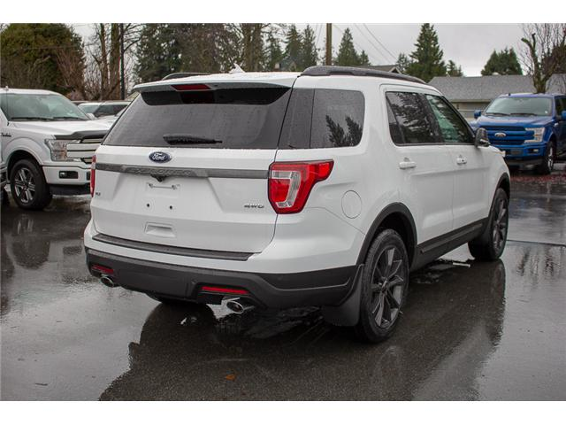2019 Ford Explorer XLT (Stk: 9EX4499) in Vancouver - Image 8 of 27