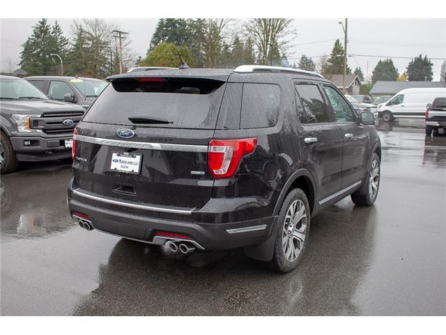 2019 Ford Explorer Platinum (Stk: 9EX6135) in Surrey - Image 7 of 28