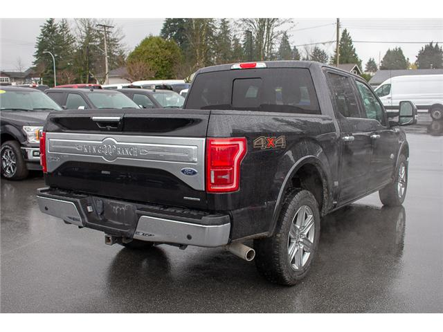 2015 Ford F-150 King Ranch (Stk: P9944A) in Surrey - Image 7 of 30
