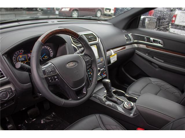 2019 Ford Explorer Platinum (Stk: 9EX6135) in Surrey - Image 12 of 28
