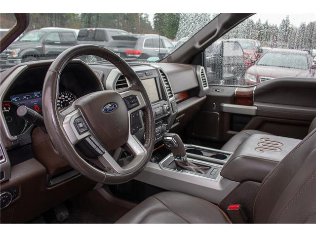 2015 Ford F-150 King Ranch (Stk: P9944A) in Surrey - Image 14 of 30