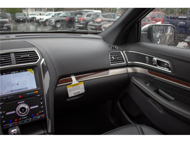 2019 Ford Explorer Platinum (Stk: 9EX6135) in Surrey - Image 16 of 28