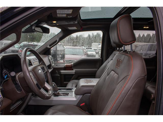 2015 Ford F-150 King Ranch (Stk: P9944A) in Surrey - Image 15 of 30