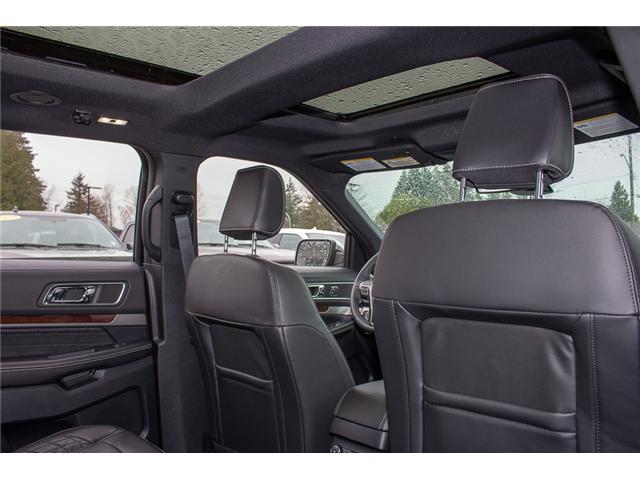 2019 Ford Explorer Platinum (Stk: 9EX6135) in Surrey - Image 17 of 28