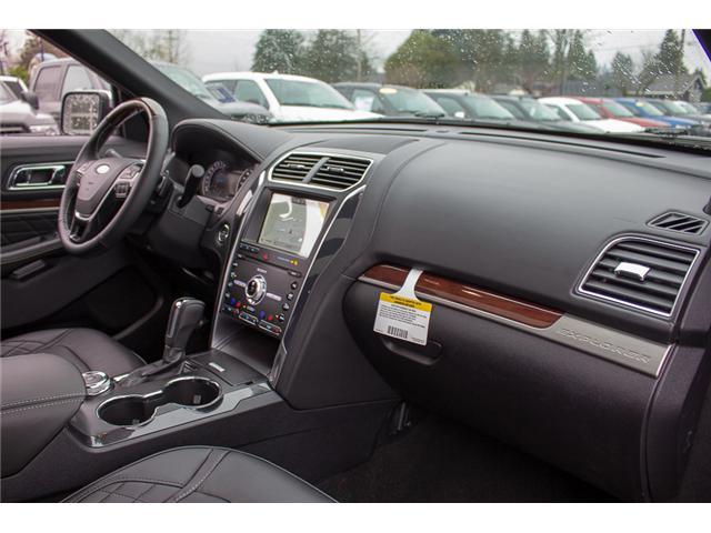 2019 Ford Explorer Platinum (Stk: 9EX6135) in Surrey - Image 18 of 28