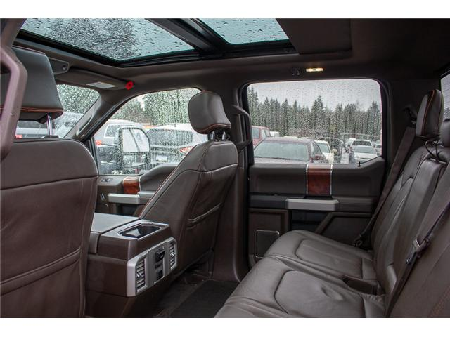 2015 Ford F-150 King Ranch (Stk: P9944A) in Surrey - Image 16 of 30