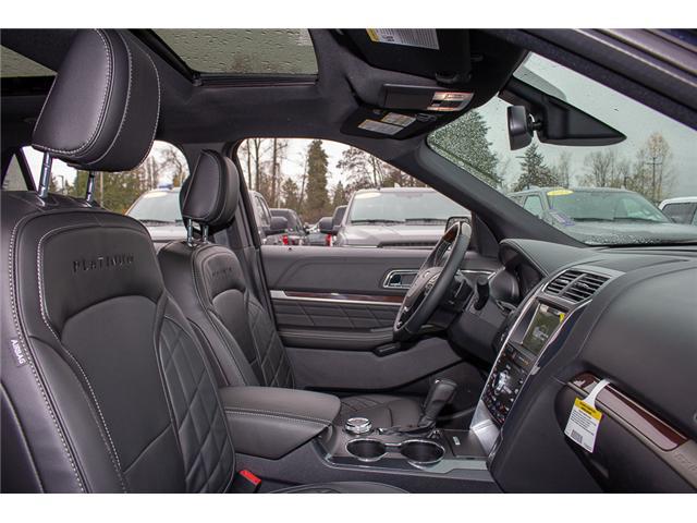 2019 Ford Explorer Platinum (Stk: 9EX6135) in Surrey - Image 19 of 28