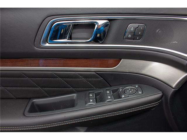 2019 Ford Explorer Platinum (Stk: 9EX6135) in Surrey - Image 20 of 28