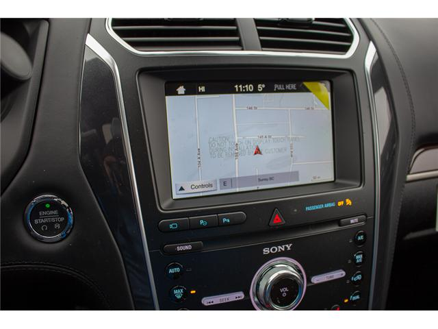2019 Ford Explorer Platinum (Stk: 9EX6135) in Surrey - Image 23 of 28