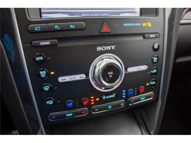 2019 Ford Explorer Platinum (Stk: 9EX6135) in Surrey - Image 25 of 28