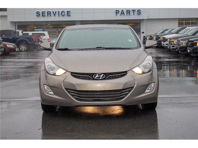 2013 Hyundai Elantra Limited (Stk: 8F19678A) in Surrey - Image 2 of 23