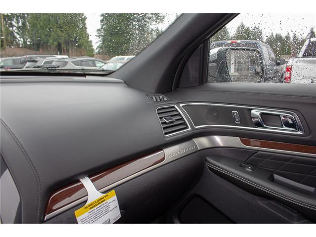 2019 Ford Explorer Platinum (Stk: 9EX6135) in Surrey - Image 27 of 28