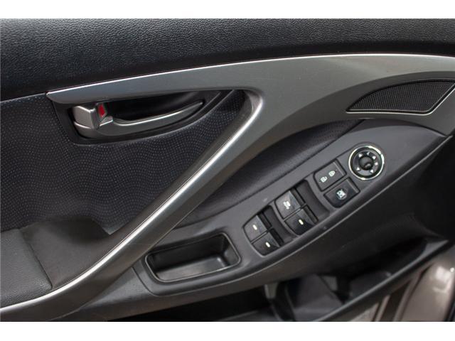 2013 Hyundai Elantra Limited (Stk: 8F19678A) in Surrey - Image 9 of 23