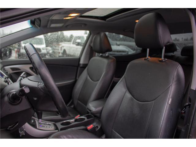 2013 Hyundai Elantra Limited (Stk: 8F19678A) in Surrey - Image 10 of 23