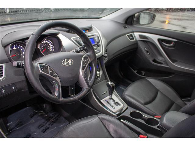 2013 Hyundai Elantra Limited (Stk: 8F19678A) in Surrey - Image 11 of 23
