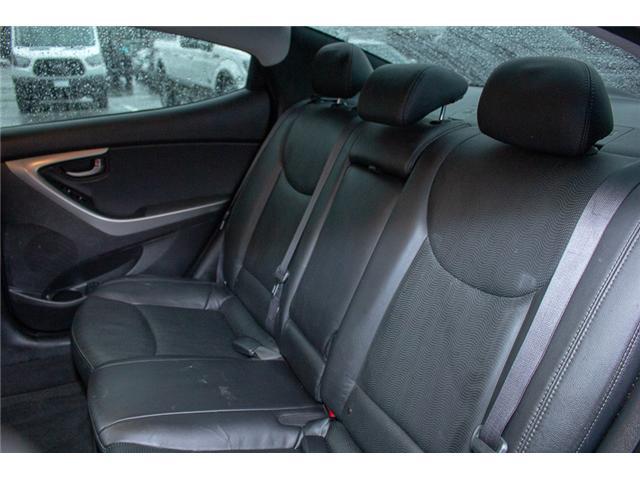 2013 Hyundai Elantra Limited (Stk: 8F19678A) in Surrey - Image 12 of 23