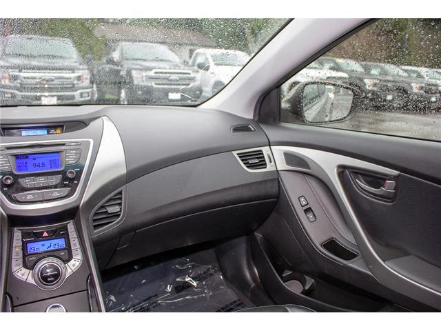 2013 Hyundai Elantra Limited (Stk: 8F19678A) in Surrey - Image 14 of 23
