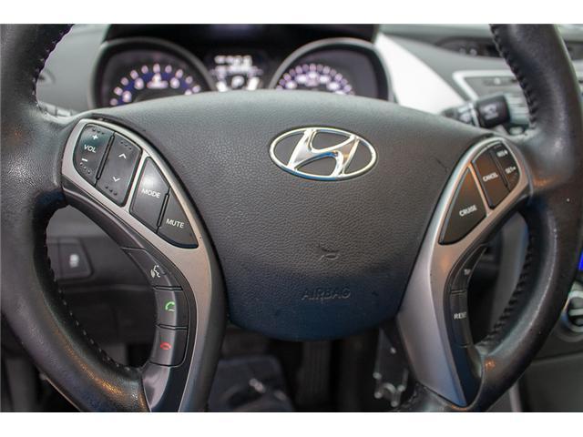 2013 Hyundai Elantra Limited (Stk: 8F19678A) in Surrey - Image 18 of 23