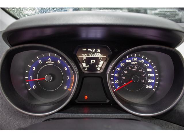 2013 Hyundai Elantra Limited (Stk: 8F19678A) in Surrey - Image 19 of 23