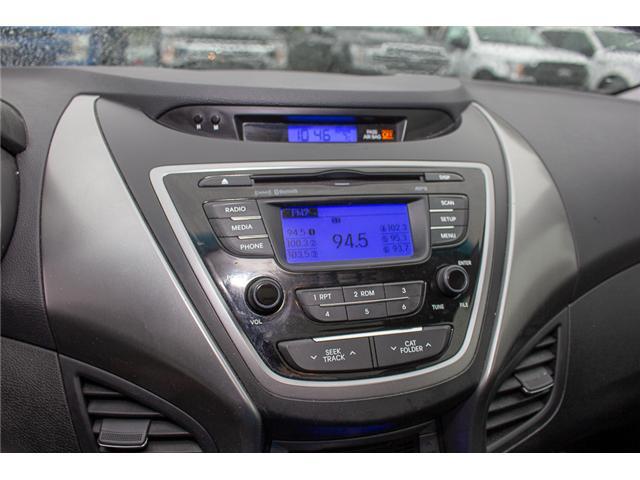 2013 Hyundai Elantra Limited (Stk: 8F19678A) in Surrey - Image 20 of 23