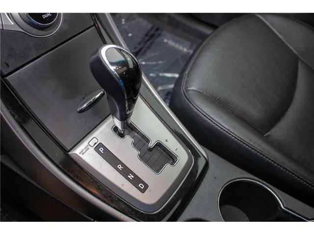 2013 Hyundai Elantra Limited (Stk: 8F19678A) in Surrey - Image 22 of 23