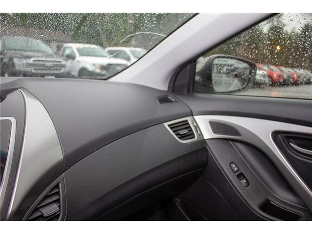 2013 Hyundai Elantra Limited (Stk: 8F19678A) in Surrey - Image 23 of 23