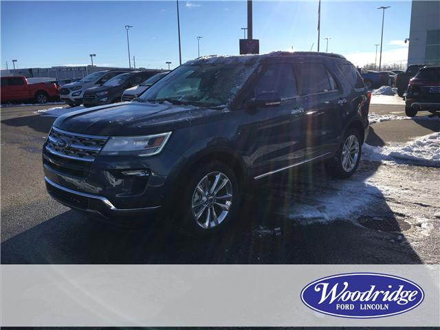 2019 Ford Explorer Limited (Stk: K-143) in Calgary - Image 1 of 7