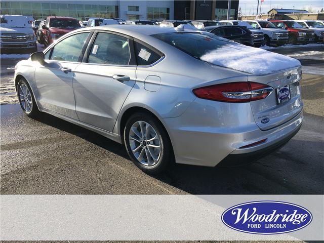 2019 Ford Fusion SE (Stk: K-187) in Calgary - Image 3 of 5