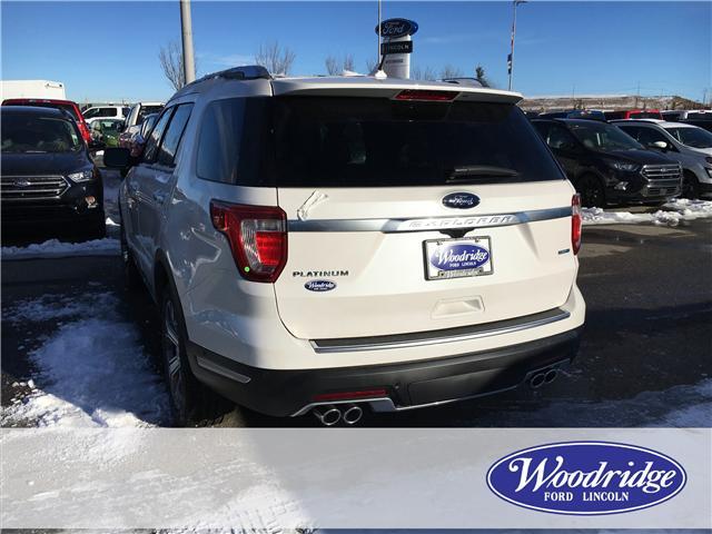2019 Ford Explorer Platinum (Stk: K-255) in Calgary - Image 3 of 5