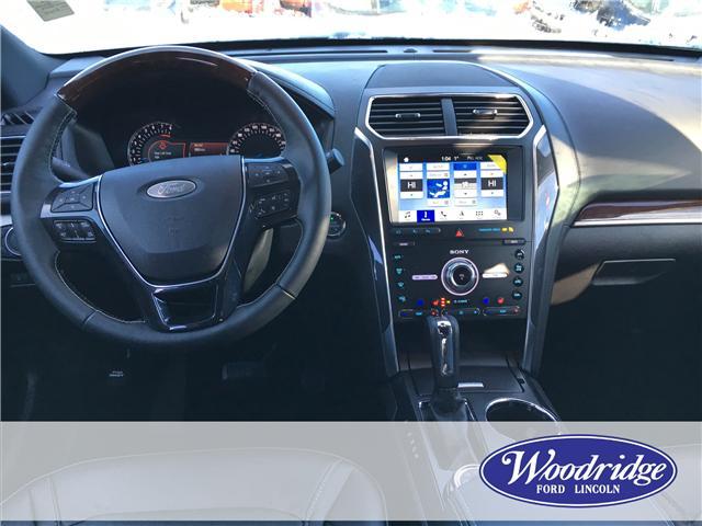 2019 Ford Explorer Platinum (Stk: K-255) in Calgary - Image 4 of 5