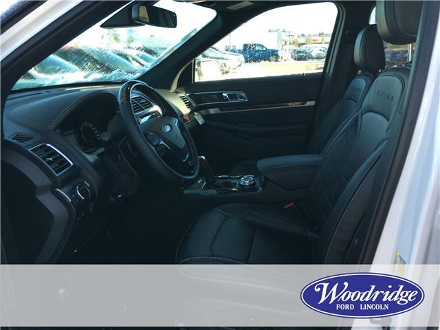 2019 Ford Explorer Platinum (Stk: K-255) in Calgary - Image 5 of 5