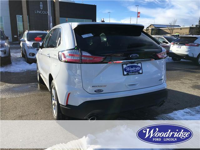 2019 Ford Edge SE (Stk: K-261) in Calgary - Image 3 of 5