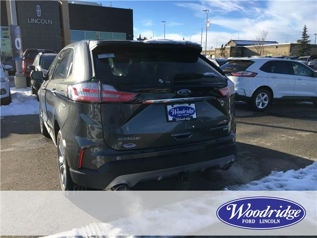 2019 Ford Edge Titanium (Stk: K-319) in Calgary - Image 3 of 6