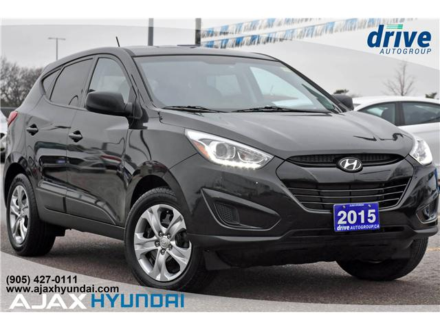 2015 Hyundai Tucson GL (Stk: 180006A) in Ajax - Image 1 of 23