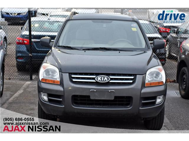 2008 Kia Sportage LX (Stk: T987A) in Ajax - Image 2 of 14