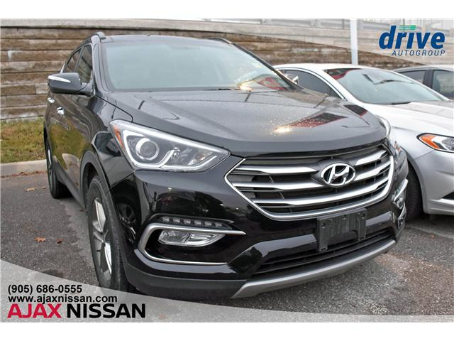 2018 Hyundai Santa Fe Sport 2.4 Base (Stk: P4025R) in Ajax - Image 1 of 27