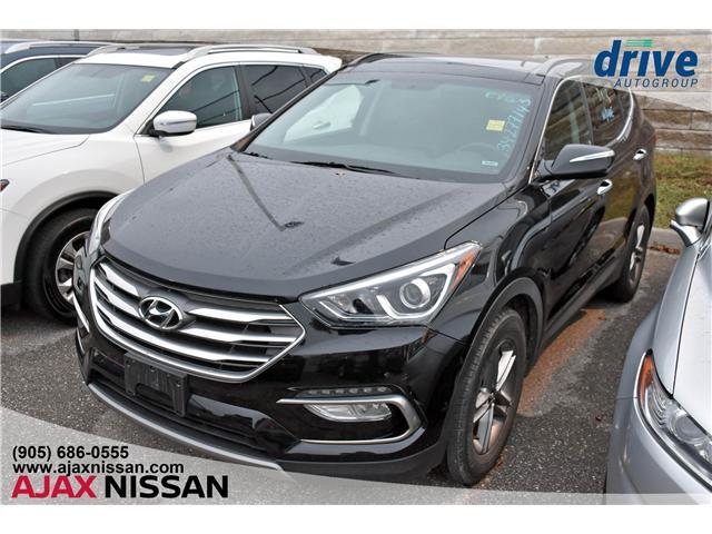 2018 Hyundai Santa Fe Sport 2.4 Base (Stk: P4025R) in Ajax - Image 4 of 27