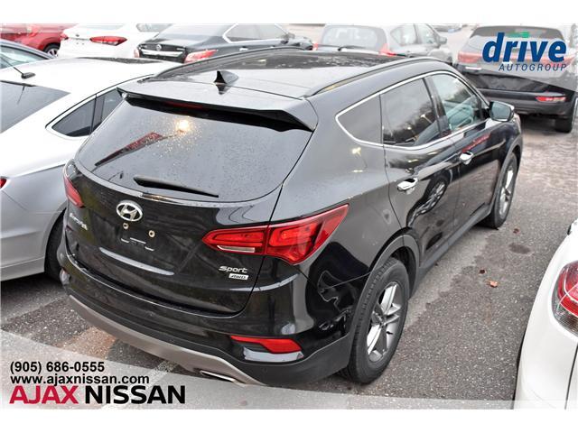 2018 Hyundai Santa Fe Sport 2.4 Base (Stk: P4025R) in Ajax - Image 7 of 27