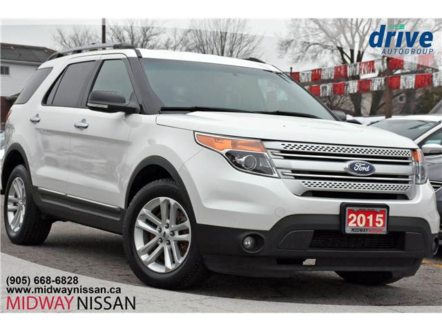 2015 Ford Explorer XLT (Stk: JN195332A) in Whitby - Image 1 of 22