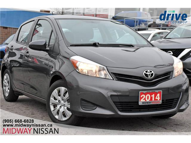 2014 Toyota Yaris LE (Stk: JC765988A) in Whitby - Image 1 of 19