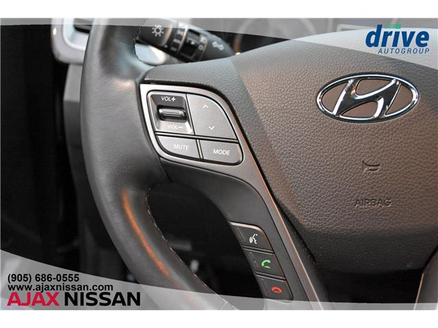 2018 Hyundai Santa Fe Sport 2.4 Base (Stk: P4025R) in Ajax - Image 20 of 27