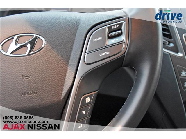 2018 Hyundai Santa Fe Sport 2.4 Base (Stk: P4025R) in Ajax - Image 21 of 27