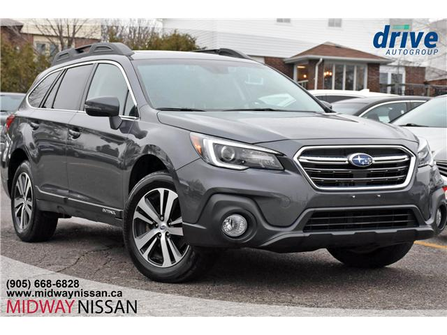 2018 Subaru Outback 2.5i Premier EyeSight Package (Stk: JN180910A) in Whitby - Image 1 of 29