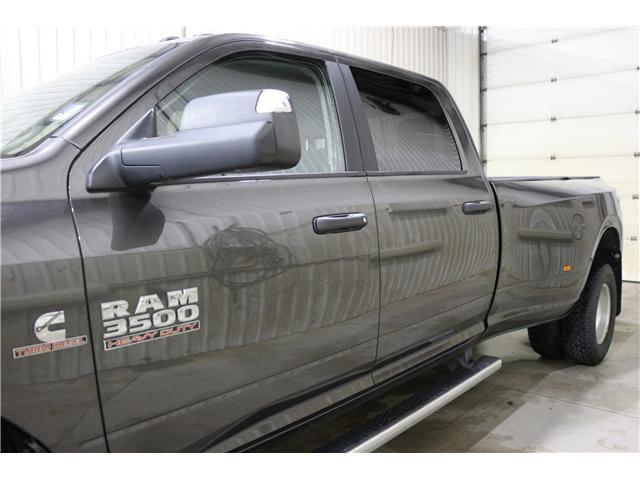 2017 RAM 3500 SLT (Stk: JP020) in Rocky Mountain House - Image 5 of 30