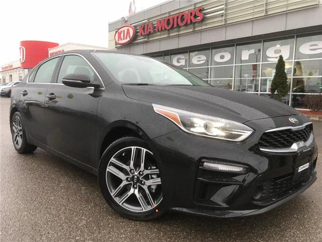 2019 Kia Forte EX PREMIUM | $171 BI-WEEKLY | LOADED | (Stk: FO19020) in Georgetown - Image 2 of 30
