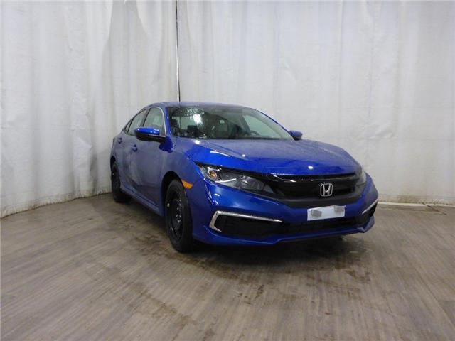 2019 Honda Civic LX (Stk: 1934019) in Calgary - Image 1 of 22