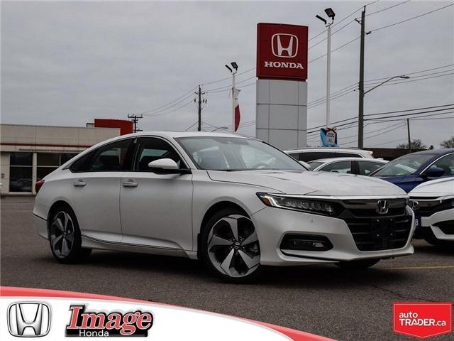 2019 Honda Accord Touring 2.0T (Stk: 9A108) in Hamilton - Image 1 of 19