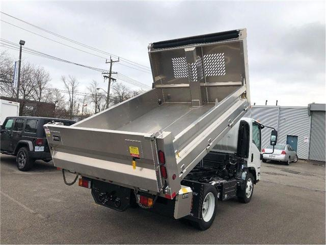 2019 Isuzu NRR New 2019 Isuzu NRR With Aluminum Dump (Stk: DTI95102) in Toronto - Image 9 of 12