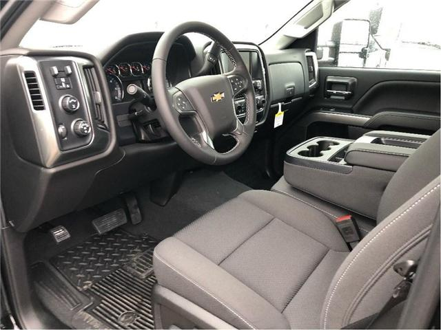 2019 Chevrolet Silverado 2500HD New 2019 Chevrolet Silverado 2500 (Stk: PU95205) in Toronto - Image 10 of 15