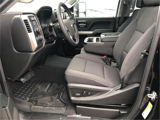 2019 Chevrolet Silverado 2500HD New 2019 Chevrolet Silverado 2500 (Stk: PU95205) in Toronto - Image 11 of 15